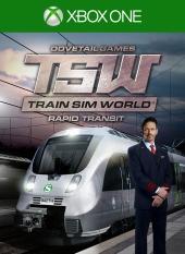 Portada de DLC Train Sim World®: Rapid Transit