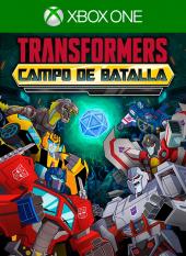 Transformers: Battlegrounds / Campo de batalla