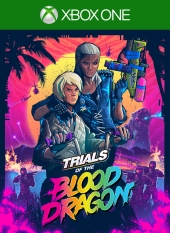 Portada de Trials of the Blood Dragon