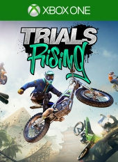 Portada de Trials Rising