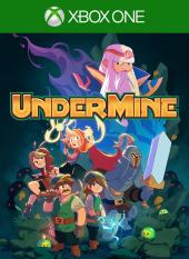 Portada de UnderMine