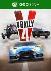 Portada de V-Rally 4