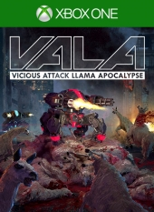 VALA: Vicious Attack Llama Apocalypse Games With Gold de marzo