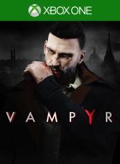 Portada de Vampyr