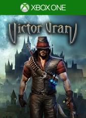Portada de Victor Vran