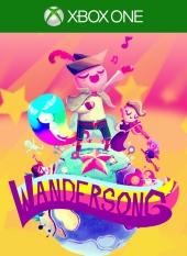 Portada de Wandersong