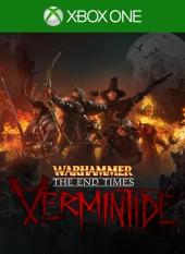 Portada de Warhammer: End Times - Vermintide