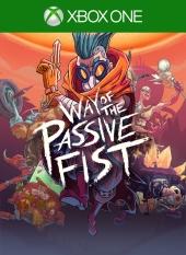 Portada de Way of the Passive Fist