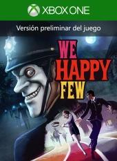 Portada de We Happy Few