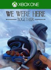 Portada de We Were Here Together