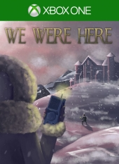 We were here Games With Gold de septiembre