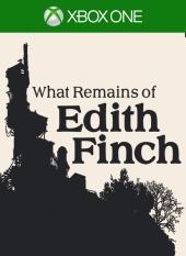 Portada de What Remains of Edith Finch