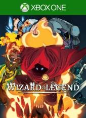 Portada de Wizard of Legend