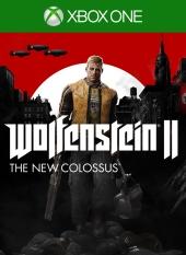 Portada de Wolfenstein II: The New Colossus