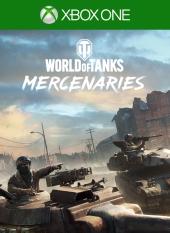 Portada de World of Tanks: Mercenaries