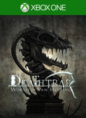 Portada de World of Van Helsing: Deathtrap