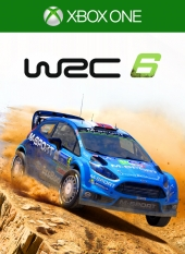 Portada de WRC 6 FIA World Rally Championship
