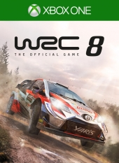 Portada de WRC 8 FIA World Rally Championship