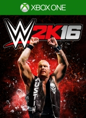 WWE 2K16 Games With Gold de julio