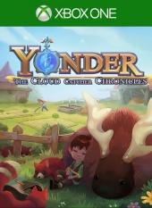 Portada de Yonder: The Cloud Catcher Chronicles