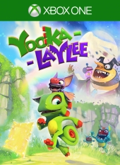Yooka-Laylee Games With Gold de septiembre