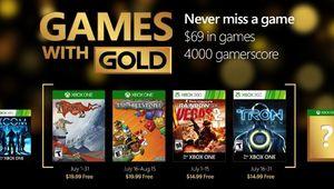 Leer noticia The Banner Saga 2, Tumblestone, Tom Clancy's Rainbow Six Vegas 2 y TRON: Evolution Games With Gold julio 2016 completa