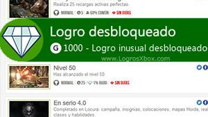 Leer noticia Damos la bienvenida a la rareza de todos los logros en LogrosXbox completa