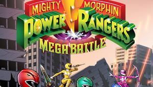 Leer noticia Añadido juego Saban's Mighty Morphin Power Rangers: Mega Battle para Xbox One completa