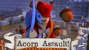 Leer noticia Añadido juego Acorn Assault: Rodent Revolution para Xbox One completa