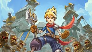 Leer noticia Añadido juego Lock's Quest para Xbox One completa