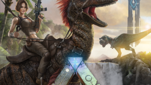 Leer noticia Actualizado juego ARK: Survival Evolved para Xbox One. Nuevo DLC disponible. completa
