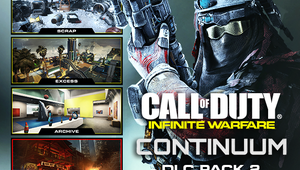 Leer noticia Actualizado juego Call of Duty: Infinite Warfare Retribution para Xbox One completa