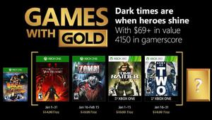 Leer noticia The Incredible Adventures of Van Helsing III, Zombi, Tomb Raider Underworld y Army of Two Games With Gold enero 2018 completa
