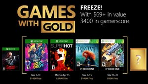 Leer noticia Trials of the Blood Dragon, Superhot, Disney·Pixar Brave y Quantum Conundrum Games With Gold marzo 2018 completa