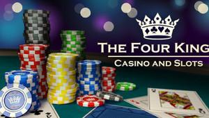 Leer noticia The Four Kings Casino & Slots no para de avanzar completa