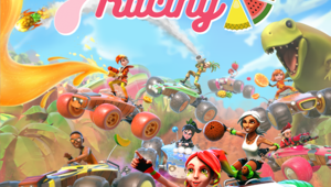 Leer noticia Añadido juego All-Star Fruit Racing para Xbox One completa