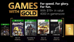Leer noticia Overcooked, Victor Vran, Stuntman: Ignition y Hitman: Blood money Games With Gold octubre 2018 completa