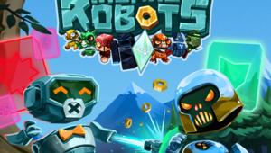 Leer noticia Actualizado juego Insane Robots para Xbox One. Nuevo logro disponible completa