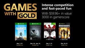 Leer noticia Q.U.B.E. 2, Never Alone, Dragon Age 2 y Mercenaries: Playground of Destruction Games With Gold diciembre 2018 completa