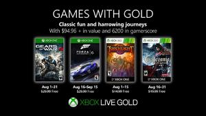 Leer noticia Gears of War 4, Forza Motorsport 6, Torchlight y Castlevania: Lords of Shadow Games With Gold agosto 2019 completa