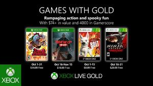 Leer noticia Tembo The Badass Elephant, Friday the 13th: The Game, Bolt y Ninja Gaiden 3: Razor's Edge Games With Gold octubre 2019 completa