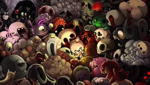 Leer noticia Actualizado juego The Binding of Isaac: Rebirth para Xbox One. DLC Afterbirth+ completa