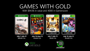 Leer noticia WRC 8, Dunk Lords, Saints Row 2 y JUJU Games With Gold julio 2020 completa
