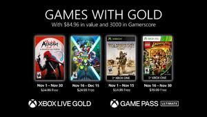 Leer noticia Aragami: Shadow Edition, Swimsanity, Full Spectrum Warrior y LEGO Indiana Jones: Las aventuras originales Games With Gold noviembre 2020 completa